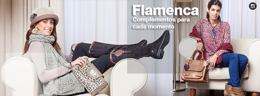 Banner Flamenca · Comercio · San Andrés y Sauces