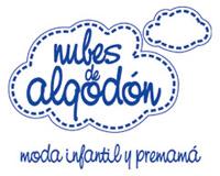 Logotipo Nubes de Algodón · Comercio · San Andrés y Sauces