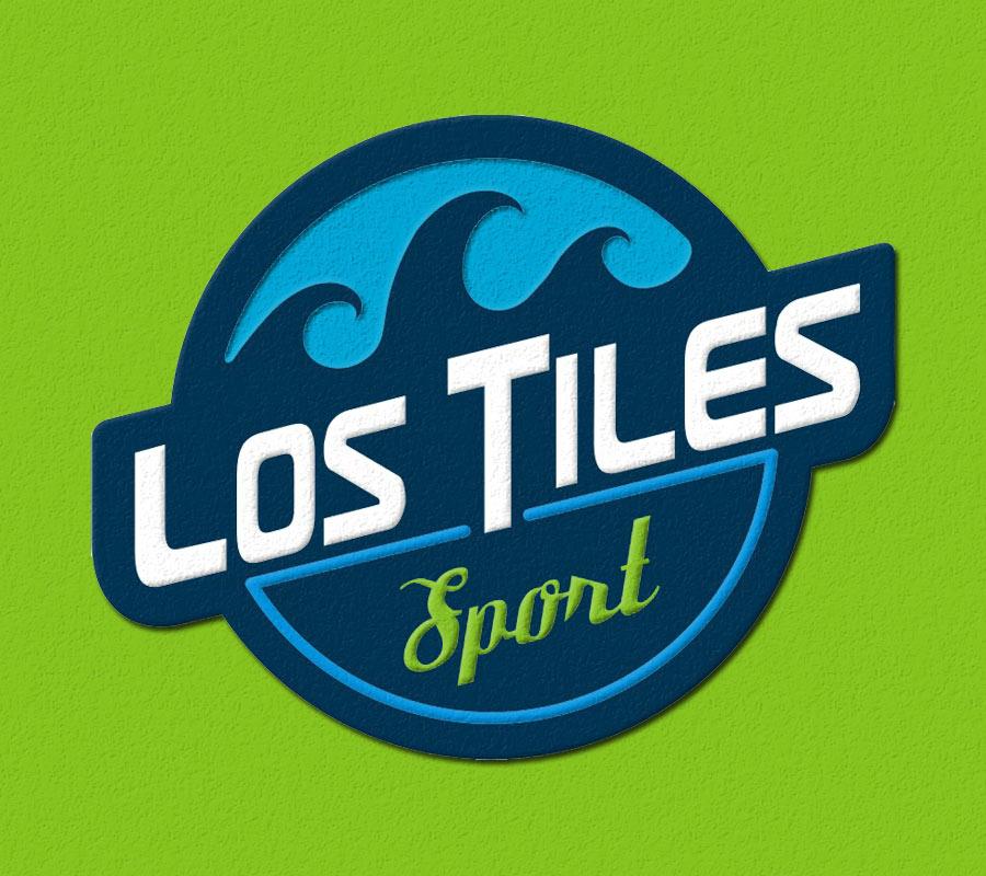 Logo Los Tiles Sport · ACE San Andrés y Sauces