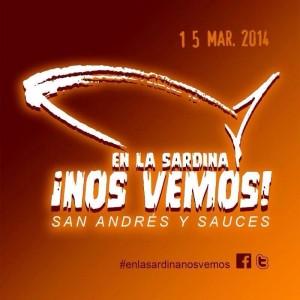 Entierro de La Sardina 2014 San Andrés y Sauces