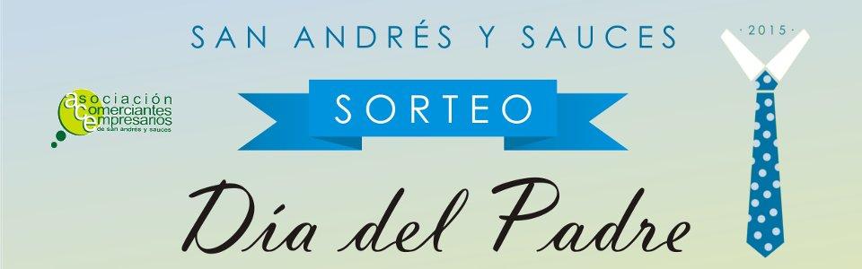 Sorteo Campaña Día del Padre 2015 en San Andrés y Sauces
