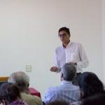 1ª Ponencia. ADER-LA PALMA: PROMOCIÓN ECONÓMICA PARA EL MEDIO RURAL. Don Luís Hernández. #EmprenderLaPalma