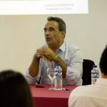 3ª Ponencia. RON ALDEA: EJEMPLO  DE EMPRESA. Don José Manuel Quevedo. (Gerente Ron Aldea) Don Fernando Sanfiel. (Consultor Externo MBA. Experto en proyectos de cambiogeneracional). #EmprenderLaPalma