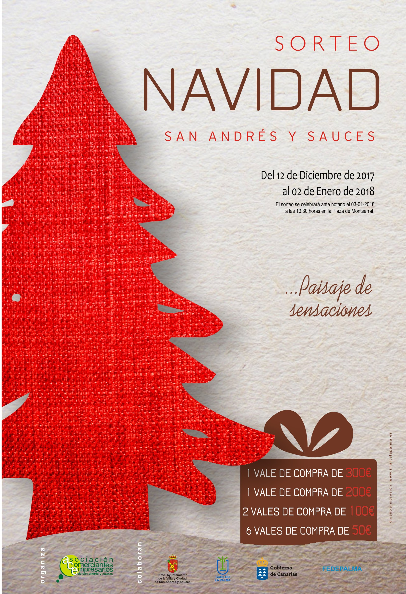 cartel navidad