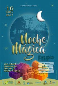 cartel noche magica