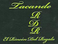 Logo Tacande El Rincón del Regalo · ACE San Andrés y Sauces