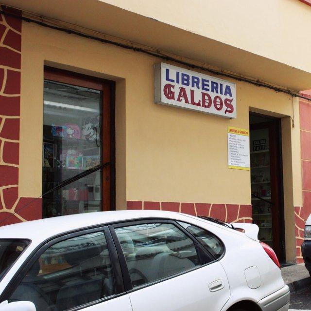 Librería Galdós · ACE San Andrés y Sauces