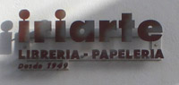 Logotipo Librería Imprenta Iriarte · San Andrés y Sauces