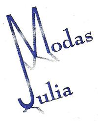 Logo Modas Julia · San Andrés y Sauces
