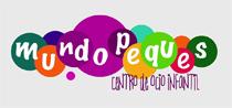 Logotipo Mundopeques Centro de Ocio Infantil · ACE San Andrés y Sauces