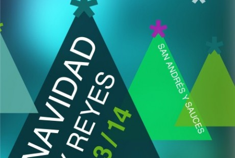 Programa Navidad y Reyes 2013-14 San Andrés y Sauces