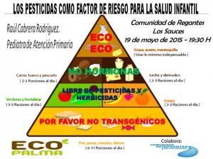 Los Pesticidas como factor de Riesgo para la Salud Infantil
