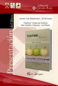 """Presentación del Libro """"No seas el mejor... lucha por ser diferente"""" Rayko Lorenzo. 3 de Septiembre 20:30h"""