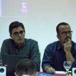 4ª Ponencia: EXPERIENCIAS EMPRENDEDORAS. Moderador: Don Luís Hernández.