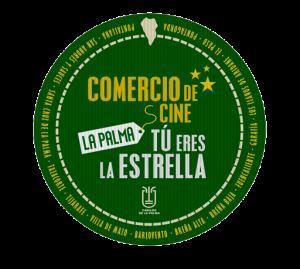 Campaña de Navidad en La Palma. Comercio de cine. Tú eres la estrella.