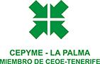Logotipo Cabildo de La Palma