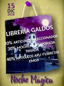 LIBRERIA GALDÓS