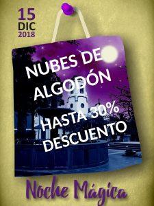 NUBES ALGODÓN